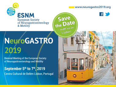 ESNM neuroGASTRO at Lisbon 2019